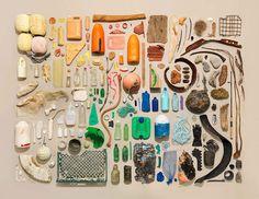 Jim Golden, Beach Trash Collection