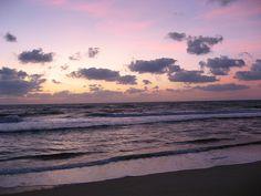 Sunrise over the atlantic ocean.  Kill Devil Hills, NC.  Heaven on earth.