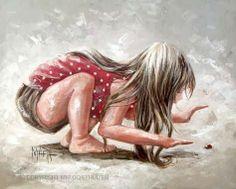 The Awe of the Ladybug
