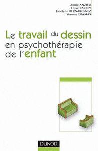 Annie Anzieu et Loïse Barbey - Le travail du dessin en psychothérapie de l'enfant. -  http://hip.univ-orleans.fr/ipac20/ipac.jsp?session=O44846R5866Q9.2109&menu=search&aspect=subtab48&npp=10&ipp=25&spp=20&profile=scd&ri=5&source=~!la_source&index=.GK&term=Le+travail+du+dessin+en+psychoth%C3%A9rapie+de+l%27enfant&x=32&y=28&aspect=subtab48