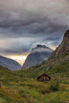 Voice of Nature - hammer-ov-thor:   Kungsleden, Sweden