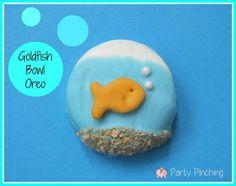oreo goldfish Snack