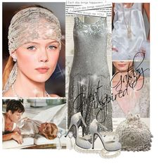 """Great Gatsby Glamour"" by drn57 on Polyvore"