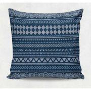 Almofada decorativa em tecido estampado - ÉTNICO – 45cm X 45cm - Decorsoft - Almofadas com estampas lindas. Aqui você encontra! @decor_soft http://www.decorsoft.com.br/ #decorsoft #decor #almofadas #decoração #adorable