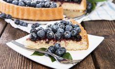 Borůvkový koláč s medem zvládnete udělat rychle. Je to skvělý dezert i snídaně. Tesco recepty - čerstvá inspirace.