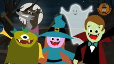 """Our third and last Halloween song for this year is finished and uploaded! Your kids will love this interactive animation where they get to count dancing creatures and mimic their sounds :D (our favourites: monsters going """"Ra, ra, ra!"""" and werewolves going """"Aroo!"""").  Again, we kept the lyrics very simple to make it suitable for young learners of English. We hope that our Halloween videos will be a fun supplement for your home/classroom Halloween preparations :) Enjoy, and please share!"""