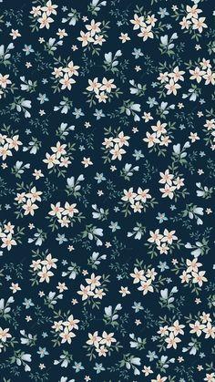 Vintage Flowers Wallpaper, Pastel Wallpaper, I Wallpaper, Aesthetic Iphone Wallpaper, Flower Wallpaper, Wallpaper Backgrounds, Aesthetic Wallpapers, Flower Vintage, Flowers Background