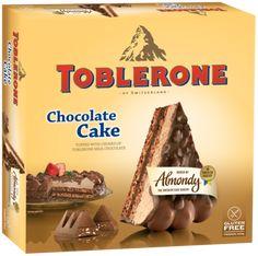 Almond cake with Toblerone | Almondy