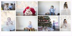 baby, little girl, tutu, gunter texas, studio, twinkle, lights, laurieendsley.com, chirstmas