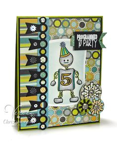 Stampin' with Sugar: Verve Stamps