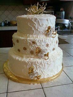 50 aniversario cake