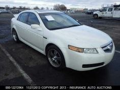 2006 acura tl navigation system at damron in lubbock texas for Honda cars of meadville