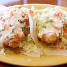 Copycat Rubio´s Fish Tacos - Baja Style