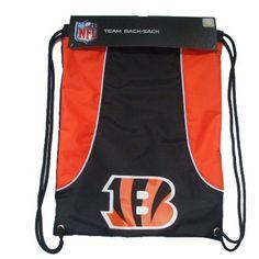 NFL Cincinnati Bengals Axis Backsack, Orange, Medium by Concept 1. $11.83. Save 41% Off!