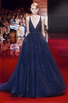 ELIE SAAB Haute Couture Fall/Winter 2013.