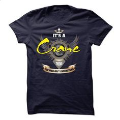 If your name is CRANE then this is just for you - #red shirt #hipster tee. CHECK PRICE => https://www.sunfrog.com/Names/If-your-name-is-CRANE-then-this-is-just-for-you-24035683-Guys.html?68278