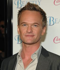 Neil Patrick Harris, he's a famous actor and singer. He's very known for his performance on the show How I Met Your Mother, where he plays a womanizing sociopat. I chose Neil, because he's my favorite actor