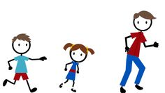 Teaching your kids movement skills can be as simple as making time for them to play tag.