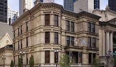 """Driehaus Museum. """"Located just steps away from the hustle of Chicago's Magnificent Mile, the Museum immerses visitors in Gilded Age-era decorative arts, design, and architecture, all in the culturally and historically significant setting of one of the grandest residential buildings of 19th-century Chicago, the Samuel M. Nickerson Mansion.""""   Why have I never been here??"""