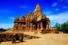 Khajuraho Temple Madhya Pradesh
