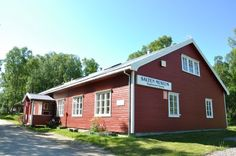 Norway, Shed, Outdoor Structures, Barns, Sheds