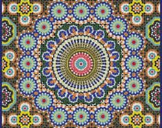 Image result for moroccan cross stitch patterns