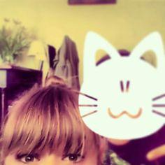 Moja przyjaciółka kotem .... dobre