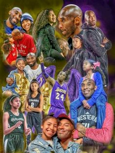Kobe Bryant was a legend to the world, but to his daughter Gigi, he was so much more. Kobe Bryant Family, Lakers Kobe Bryant, Nba Players, Basketball Players, Kobe Bryant Quotes, Kobe Quotes, Kobe Bryant Daughters, Kobe Bryant Pictures, Vanessa Bryant