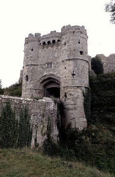 Carisbrooke Castle :: Isle of Wight