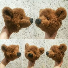 Чернь Светлана @svetsvetche #Медведь с носом....Instagram фото | Websta (Webstagram)