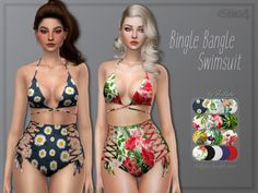 Trillyke // Bingle Bangle Swimsuit