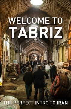 Tabriz is a major city in the north of Iran, and a perfect introduction to the country for those traveling from Armenia. With its Grand Bazaar, relaxed atmosphere, and friendly people, you'll feel welcome in Tabriz in a matter of minutes.