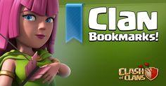 Clash Of Clans te permitirá agregar Marcadores