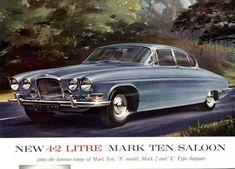 1962 JAGUAR MARK X ..OMG :)
