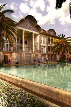 Eram Garden, Shiraz, Iran Mais