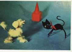 soviet postcards - 1988, its BC and Boone!