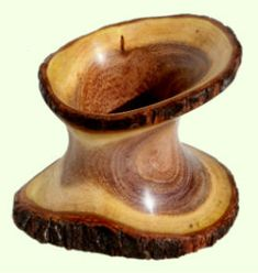 Gallery of Handcrafted Wooden Goblets, Chalices and Cups by David Sullenger