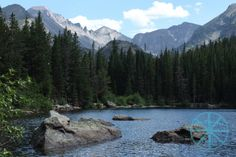 Bear Lake Colorado by mtownphoto on Etsy