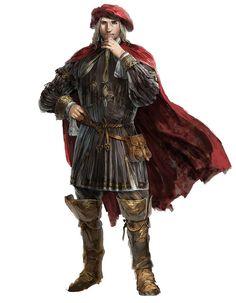 Assassin's Creed II Art & Pictures  Leonardo da Vinci