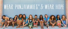 THANK YOU, Annie, for posting about PUNJAMMIES and helping spread our message of hope for women who were once enslaved in forced prostitution.