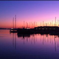 Bay Area Sunset Brilliance...