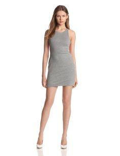 Bailey 44 Women's Anti Doping Dress, Grey/pink, X-small