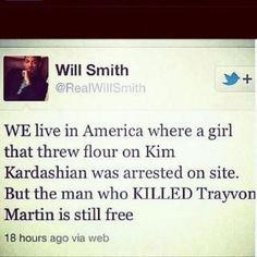 It's a sad world we live in....