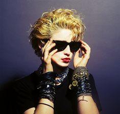 Madonna - Gary Heery. 1983. The First Album.