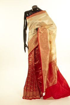 Banarsi- silk saree with blouse