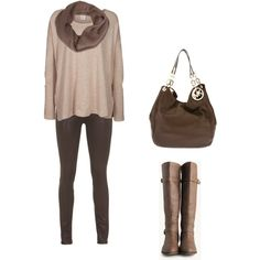 """""""Winter outfit <3"""