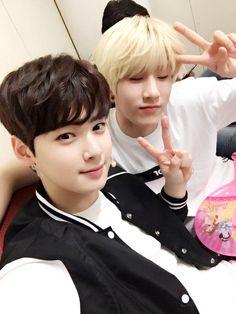 Eunwoo & Jin Jin