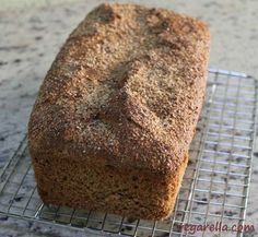 Pão 100% Integral Super Fácil | Receita