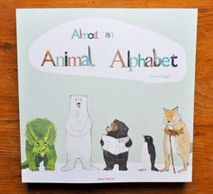 Almost an Animal Alphabet An AZ Picture book New by katieviggers, £9.00