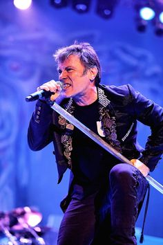 Bruce Dickinson / Iron Maiden